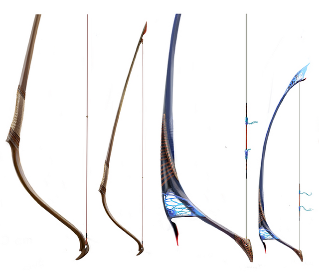 File:Na'vi Weapons Bows.png