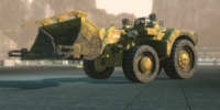 DD-40 Heavy Duty Class Wheel Loader