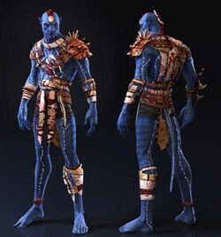Tsuteu Armor