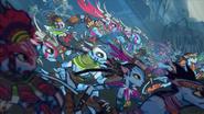 Warrior's Journey Loading Screen