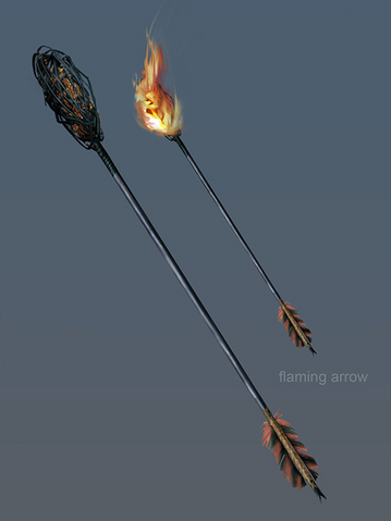 File:Flaming Arrow.png