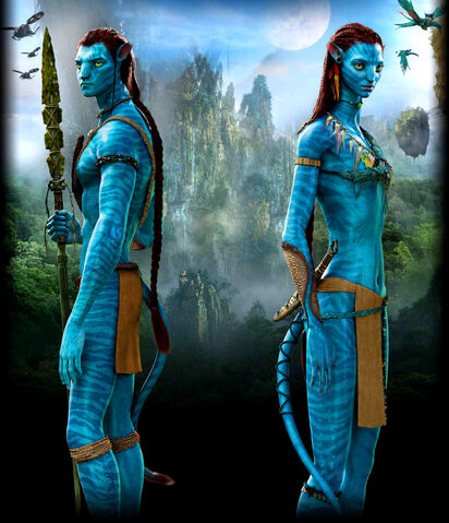 File:Jakesully and Neytiri by Dixetia Photoshop.jpg