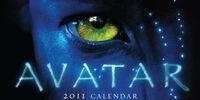 Avatar 2011 Wall Calendar