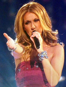 220px-Celine Dion Concert Singing Taking Chances 2008