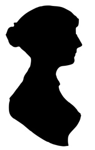Austen-jane-silhouette