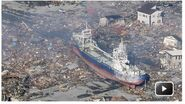 Boat-japan-earthquake-tsunami-beached