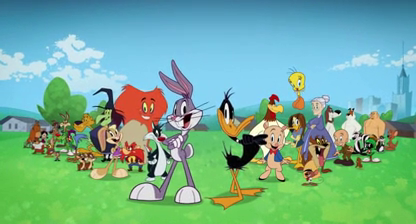 File:The Looney Tunes Show Characters.png