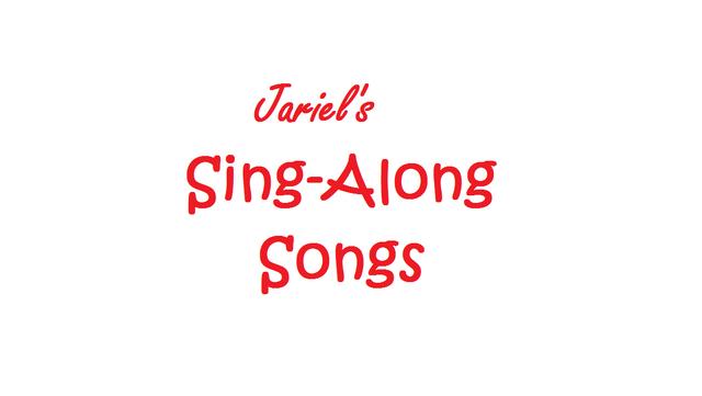 File:Jariel's Sing-Along Songs Logo.png
