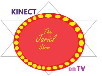 Kinect The Jariel Show On TV