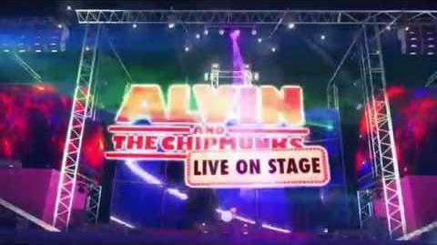 Alvin and the Chipmunks - Live on Stage!-0