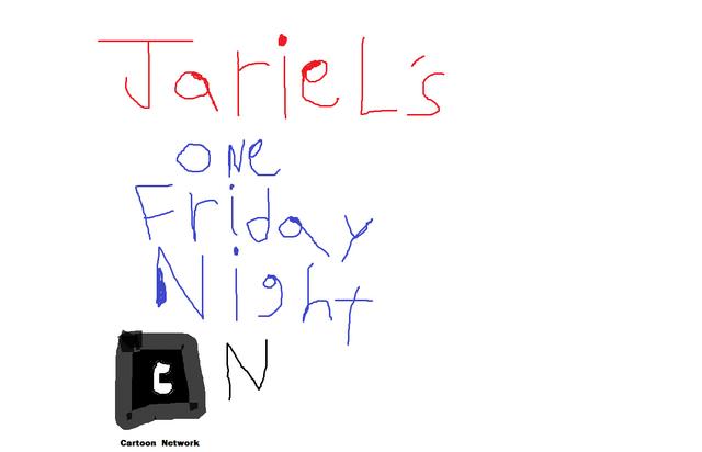 File:Jariel's One Friday Night Logo.png