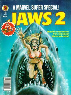 Jaws2Comic
