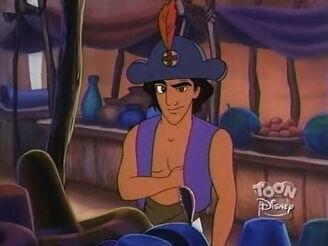 Aladdin napoleon