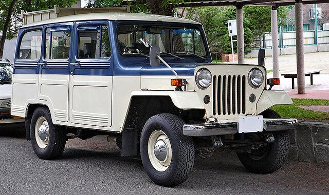 File:Mitsubishi Jeep J-37 003.JPG