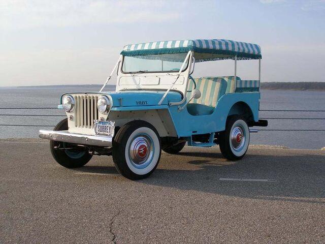 File:1964 Willys Jeep DJ-3A Surrey Gala in Blue.jpg