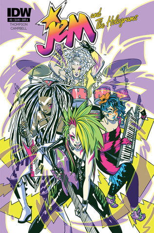 File:IDW Comics Issue 2 - cover A.jpg
