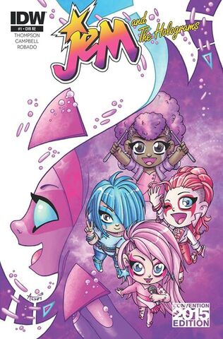 File:IDW Jem and the Holograms Issue 1 convention edition cover (2).jpg