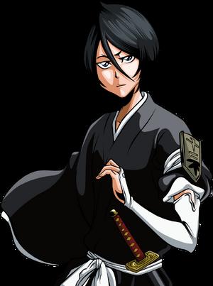 RukiaKuchiki09Render