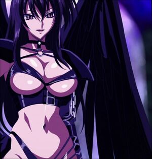Normal High School DxD 01-012