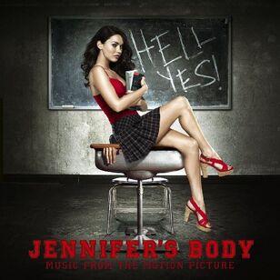 Jennifer's Body CD Soundtrack