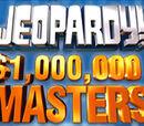 Jeopardy! Million Dollar Masters