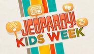 Jeopardy! Kids Week Season 27 Logo