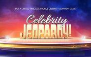 Celebrity Jeopardy! Season 31 Logo