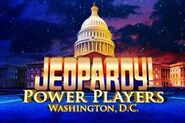 Jeopardy! Season 28 Power Players Title Card