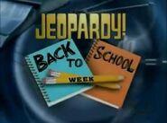 Jeopardy! Kids Week Season 22 Logo