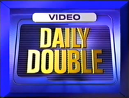 Jeopardy! S18 Video Daily Double Logo