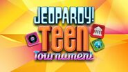 Jeopardy! Teen Tournament Season 30 Logo