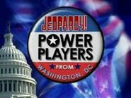 Jeopardy! Season 20 Power Players Title Card