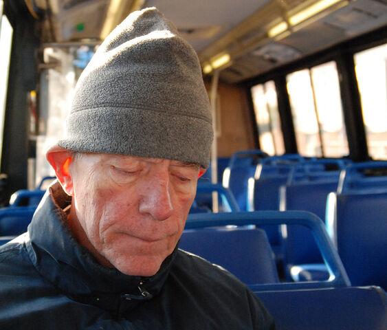 File:Old man on bus sleeping.jpg