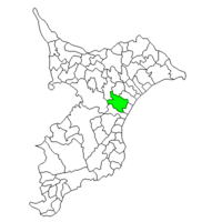 Chiba-togane-city