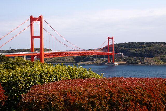 File:Hirado bridge hirado nagasaki japan.jpg
