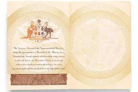 File:Australian Passport Third.jpg