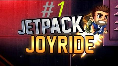 Jetpack Joyride Part 1