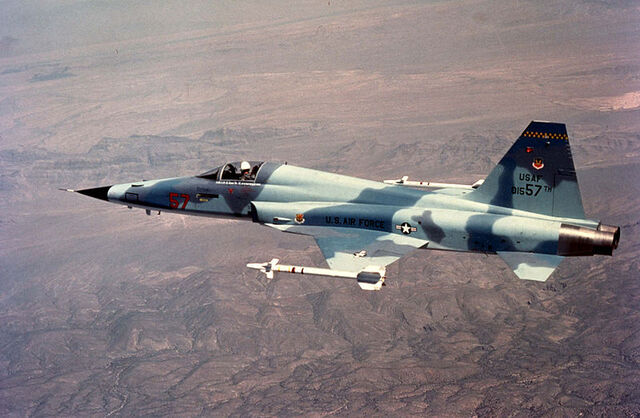 File:Northrop F-5E.jpg