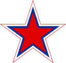 Russian Air Force roundel - 2010