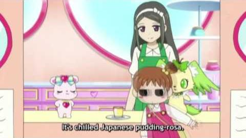 Jewelpet Happiness - Rosa JewelFlash -With English Subbed-