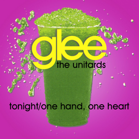 Tonight-one hand, one heart slushie