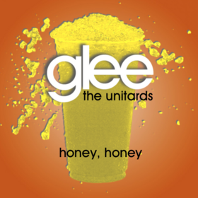 Honey, honey slushie