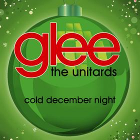 Cold december night slushie