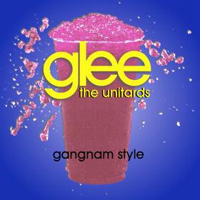 Gangnam style slushie
