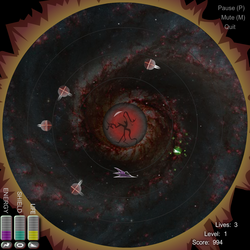 Uber Space Shooter Gameplay