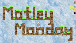 Motley Monday Title Card