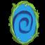 File:Platform Racing 3 - Blue Teleport Jungle.png