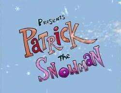 PatrickSnowmanTitle