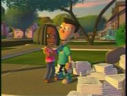 Sheen With Libby Smiling