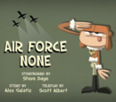 Air Force None